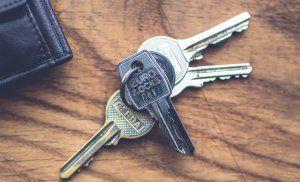 Remise clefs logement